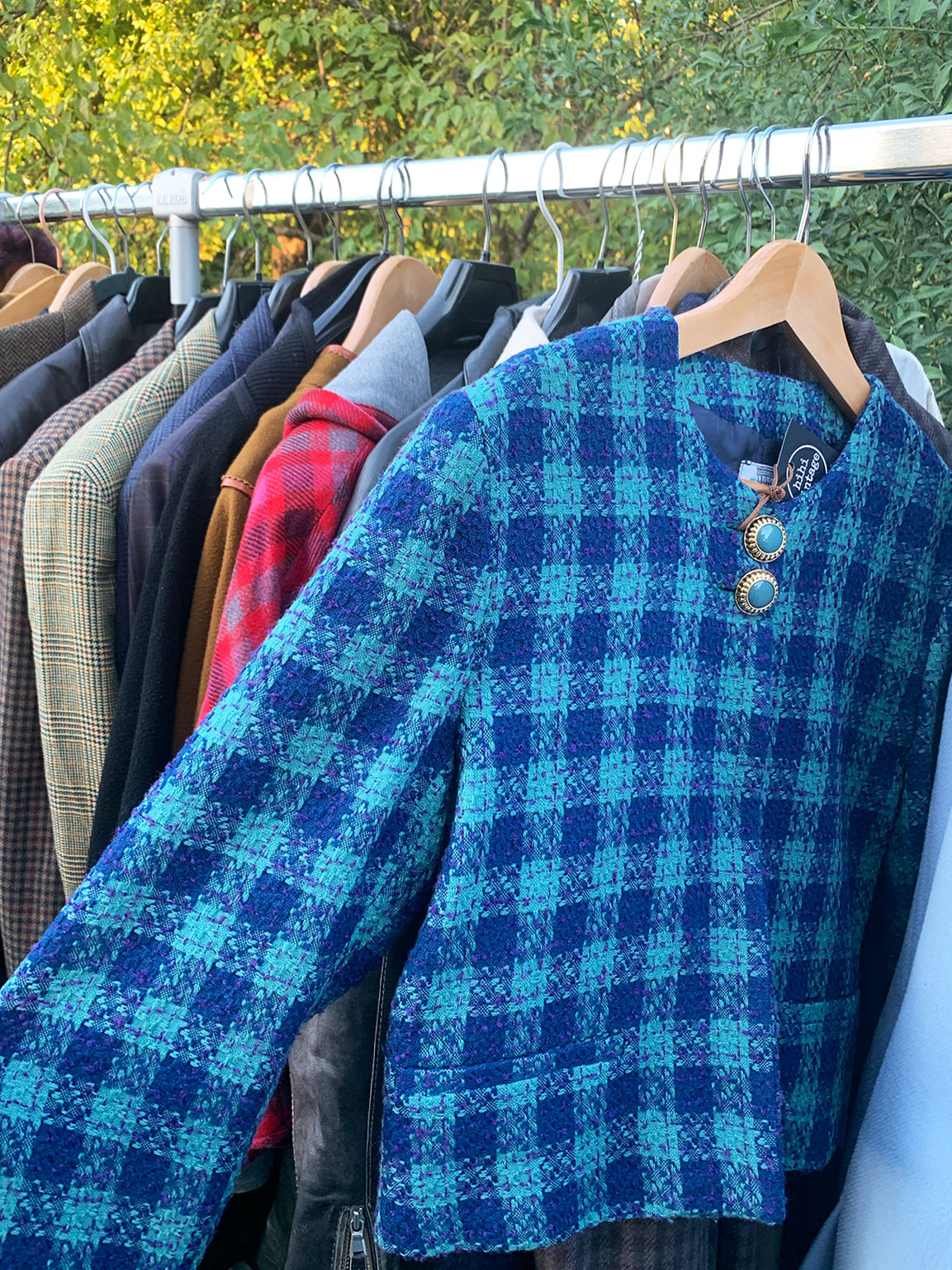 In Florence you can find amazing vintage clothes and accessories