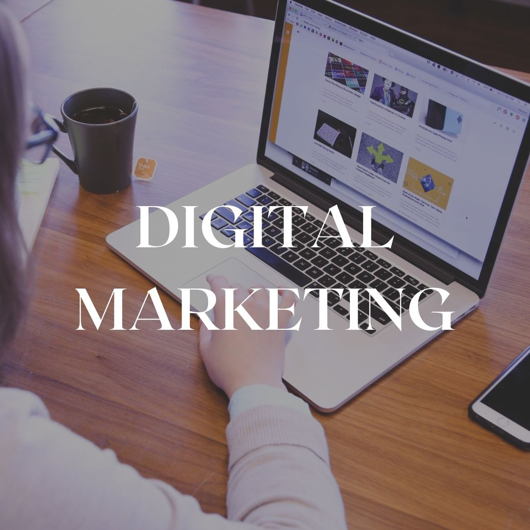 Digital marketing for fashion class in Florence and online