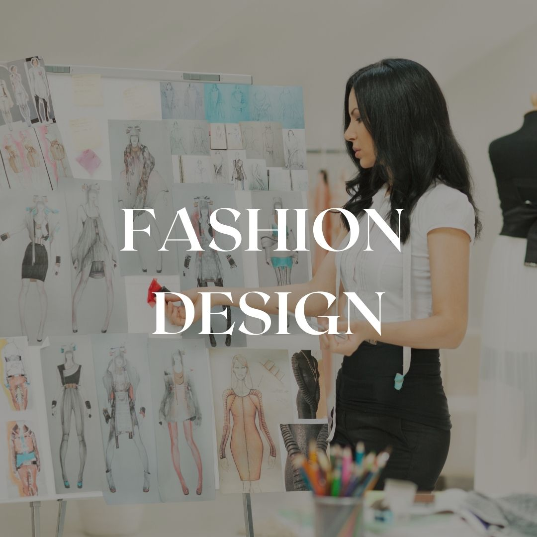Fashion design class in Florence and online