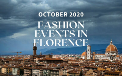 Events in Florence October 2020