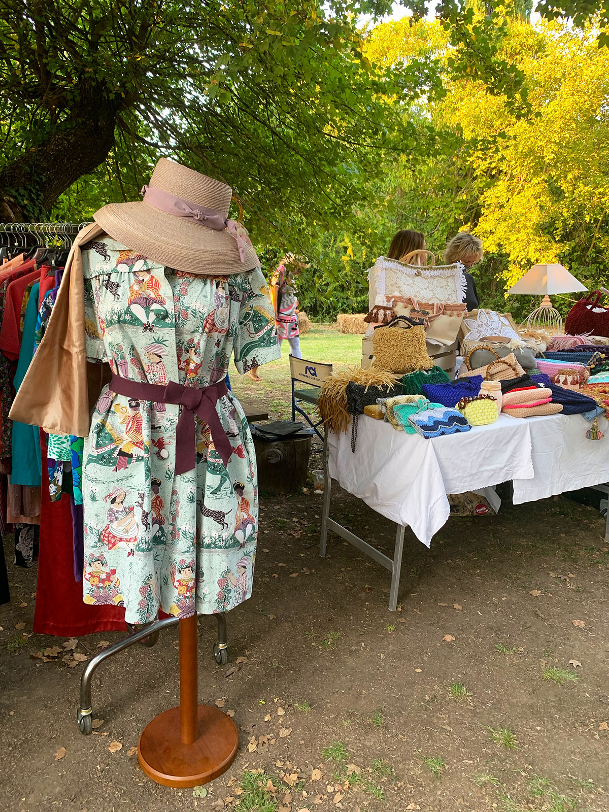 Best vintage markets in Florence, Italy for clothing