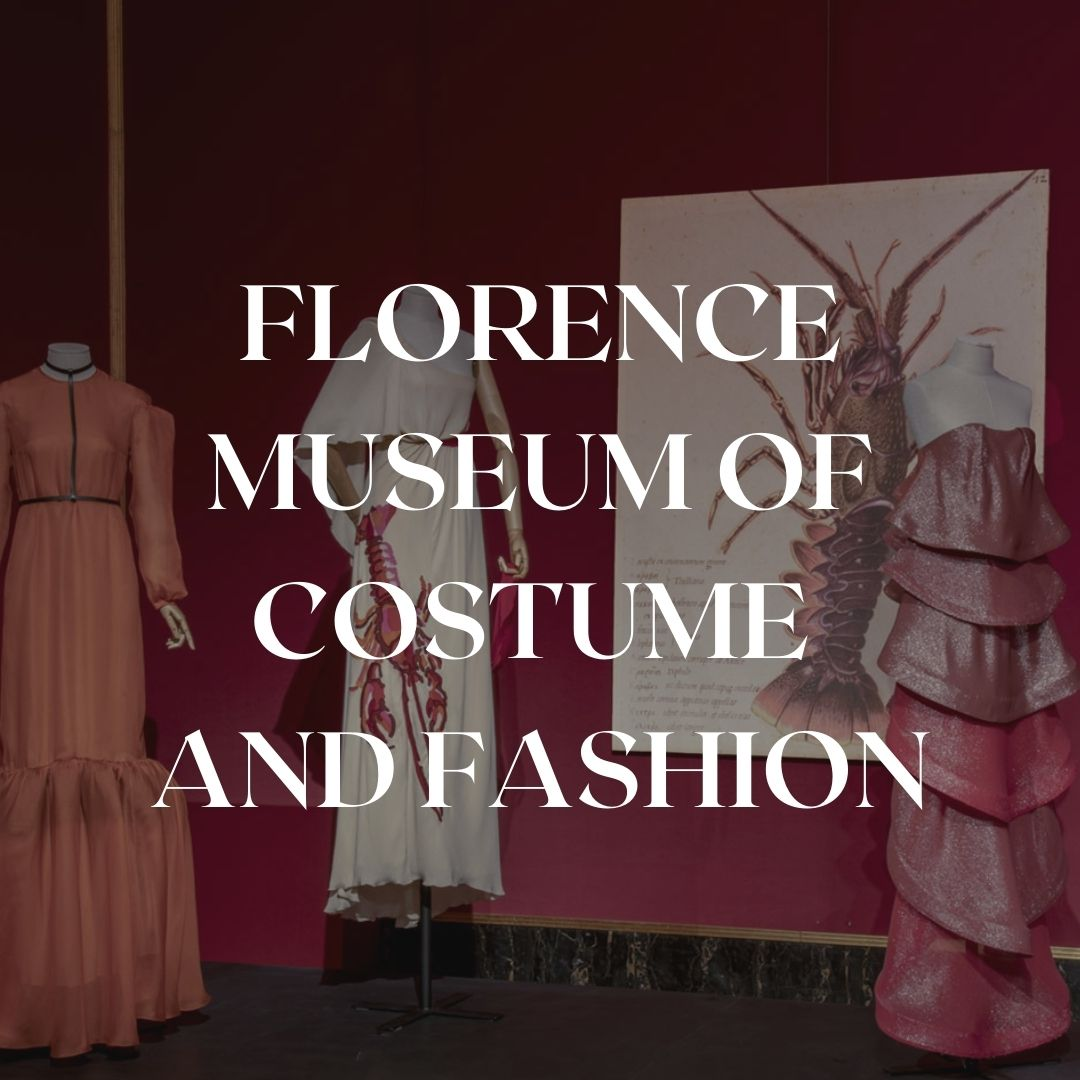 FFT offers a fashion tour to the fashion and costume Museum in Florence