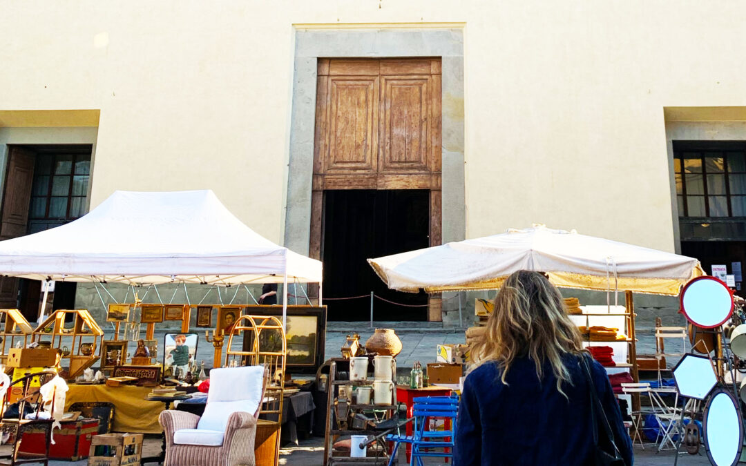 Where To Shop Vintage in Florence