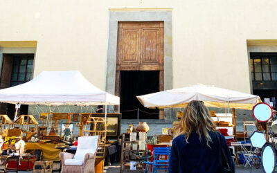 Best Vintage Markets in Florence