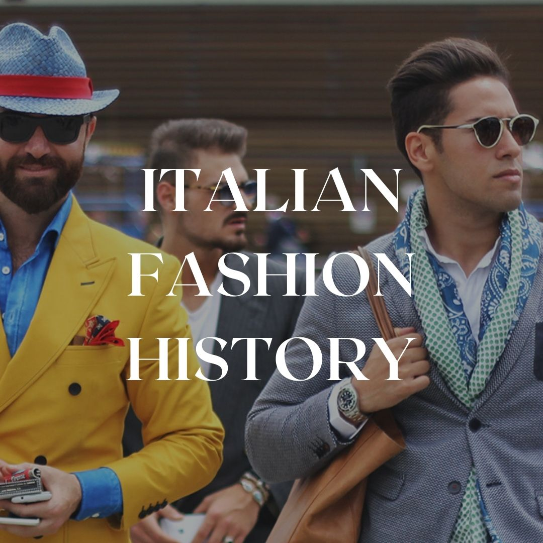 Italian fashion history class in Florence and online