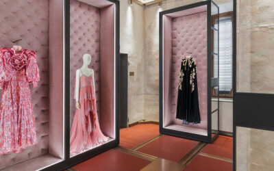 Gucci Unveils New Archive Museum in Florence