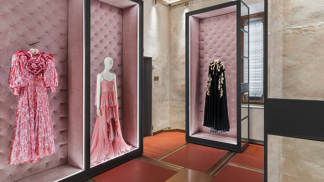 Gucci's new archive and museum in Florence
